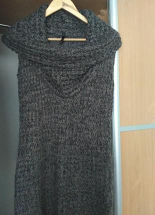 Платье-туника/свитер terranova