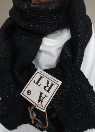 Стильный мужской шарф спортивный бренд «a-z» от златана ибрагимовича