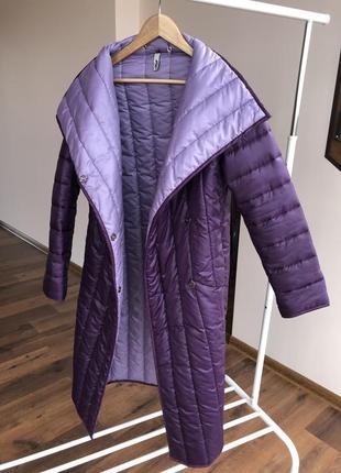 Пуховик- одеяло от украинского дизайнера andre tan