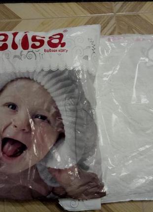 Детский плед-крыжма.подарок новорожденному