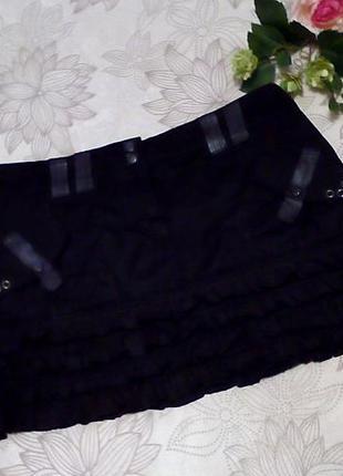 Классная юбка мини