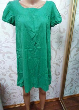 Платье h&m 100% хлопок!