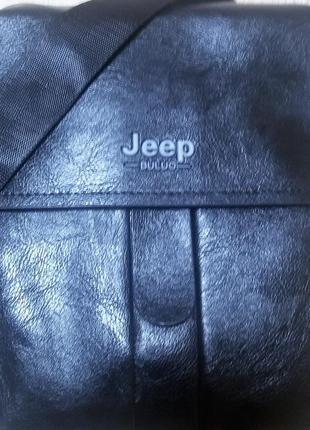 Сумка мужская jeep