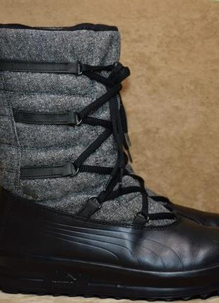 Термоботинки puma cimomonte 2 gtx gore-tex ботинки зимние. словакия. ориг.  41 281bf3cf88f
