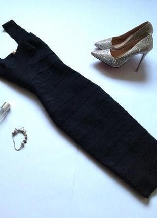 Бандажное платье миди new look. смотрите мои объявления!
