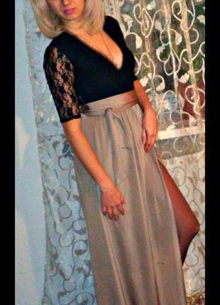 Супер нарядное платье к новому году