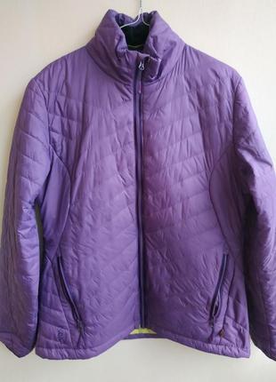 Классная утеплённая куртка mckinley