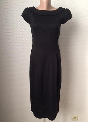 Нарядное теплое платье размер евр 36, укр 42-44 (возможно 46) от бренда h&m
