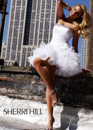 Выпускное платье из коллекции sherri hill