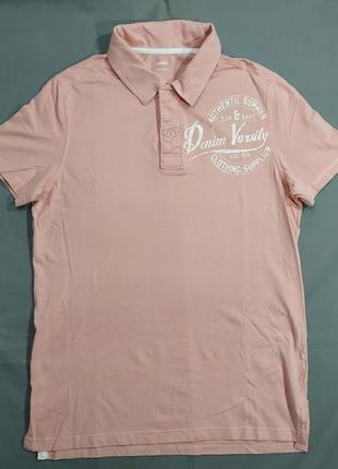 Женская футболка поло celio хлопок