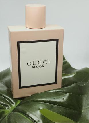 Парфюмированная вода женская gucci bloom edp 100 мл