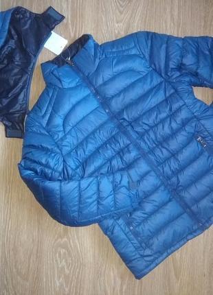 Куртка зимняя, мужская от бренда boulevard р. л, ххл, венгрия