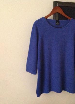 Светер блуза брендова madeleine 100% cashmere oversized jumper  кашемир оригінал    h