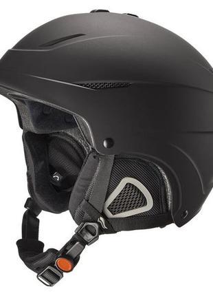 Шлем лыжный горнолыжный crivit черный, l/xl размер