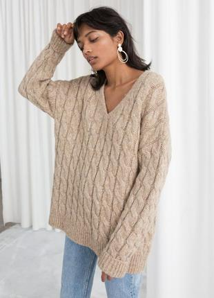 Свитер пуловер джемпер atmosphere