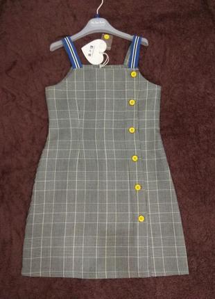 Платье на 10-12 лет 38-42р to bee too италия