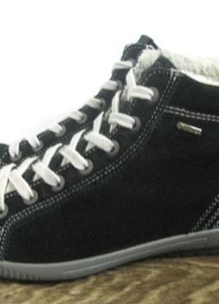 Зимние ботинки legero gore tex р.4.5