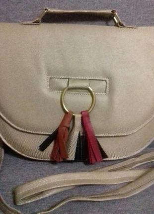 Стильная сумка-клатч