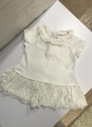 Милое платье туника