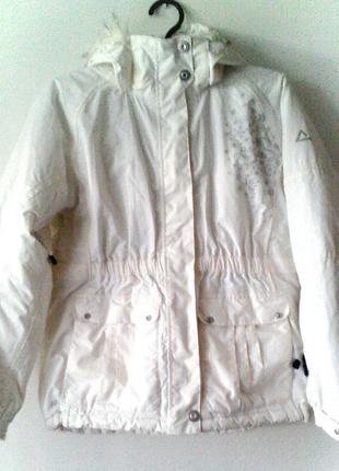 Зимняя, теплая куртка для девочки 11/12 лет