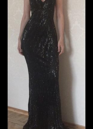 Вечернее платье jovani.