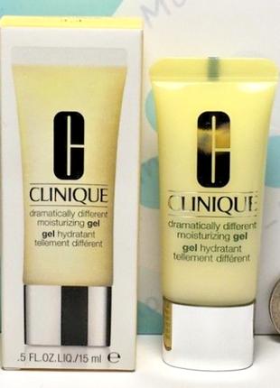 Уникальный увлажняющий гель clinique dramatically different moisturizing gel