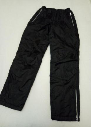 Теплые зимние непромокаемые штаны брюки snow ❄ fun