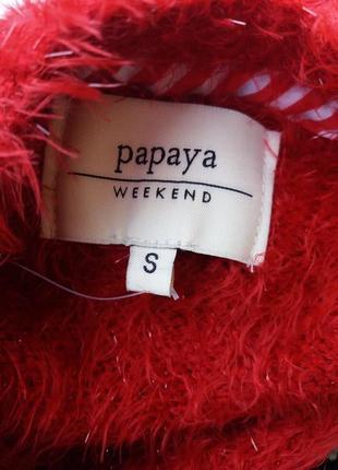 Новый новогодний свитер травка papaya акции и скидки!!4 фото