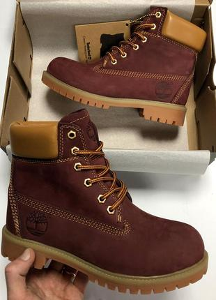 Ботинки топ качество! timberland 36-40 размеры