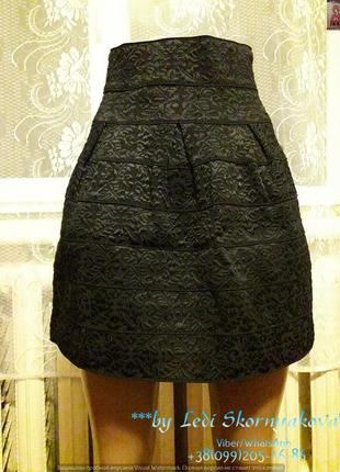 Новая нарядна юбка, размер с-м