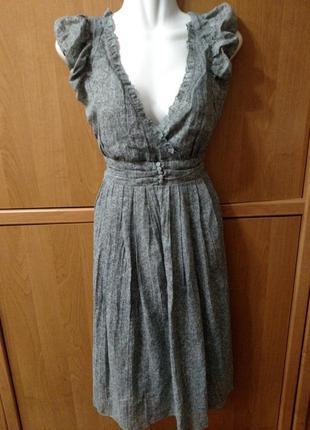 Платье италия тонюсенький котон
