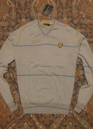 Lyle & scott (xl) свитер / пуловер 🗡️