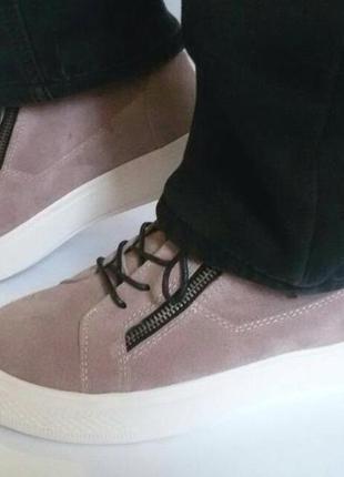 Женские зимние ботинки - последняя пара! суперцена !5