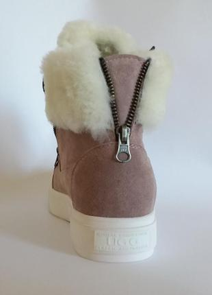 Женские зимние ботинки - последняя пара! суперцена !3