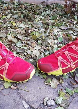 Кроссовки salomon speedcross vario 2 gtx