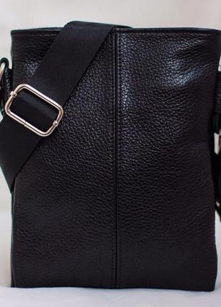 Мужская кожаная сумка. 100% турецкая кожа!
