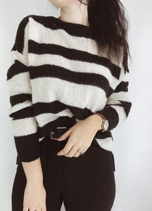 Объемный свитер от new look
