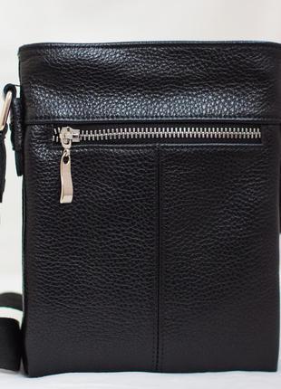 Мужская кожаная сумка. 100% турецкая кожа!4