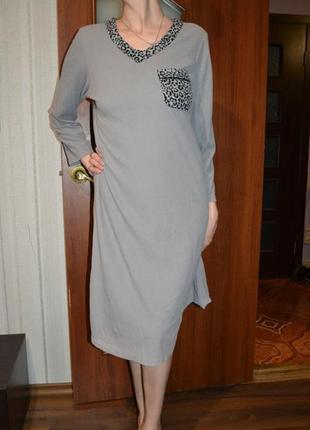 Домашнє плаття,ночнушка