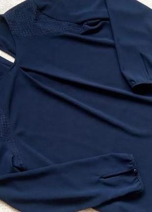 Новая шикарная блузка promod p.16/l-xxl/46-50