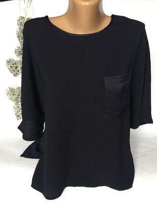 Шикарная футболка блуза new look