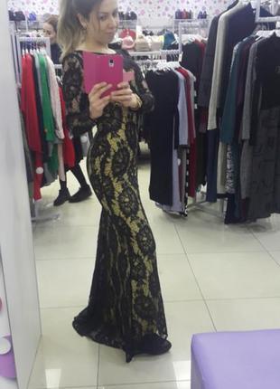 Вечернее платье на новый год, корпоратив, свадьбу или на романтический ужин💏