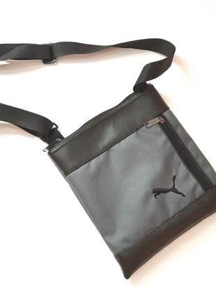 Сумка, сумка через плечо, мужская сумка, мессенджер, стильная сумка