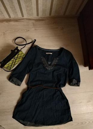 Джинсова плаття