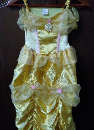 Платье принцессы диснея.
