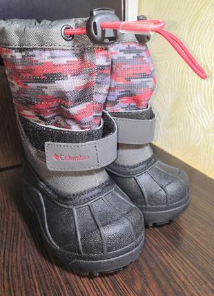 Сапоги ботинки термо сапожки резиновые сапоги columbia
