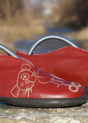 Жіночі мокасіни, туфлі camper cat&dog