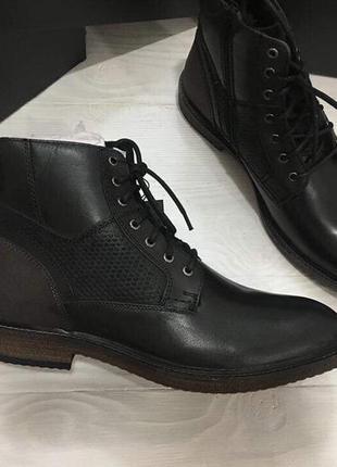 Мужские ботинки versace 19.69