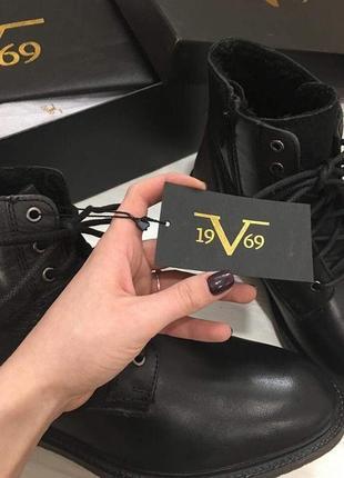 Мужские ботинки versace 19.694