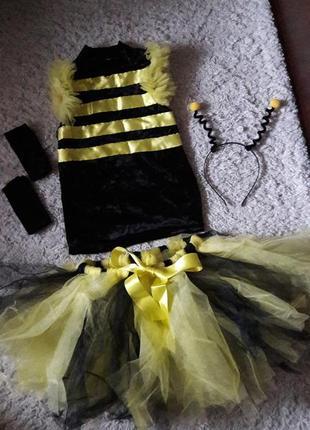 Костюм пчелки карнавальный костюм